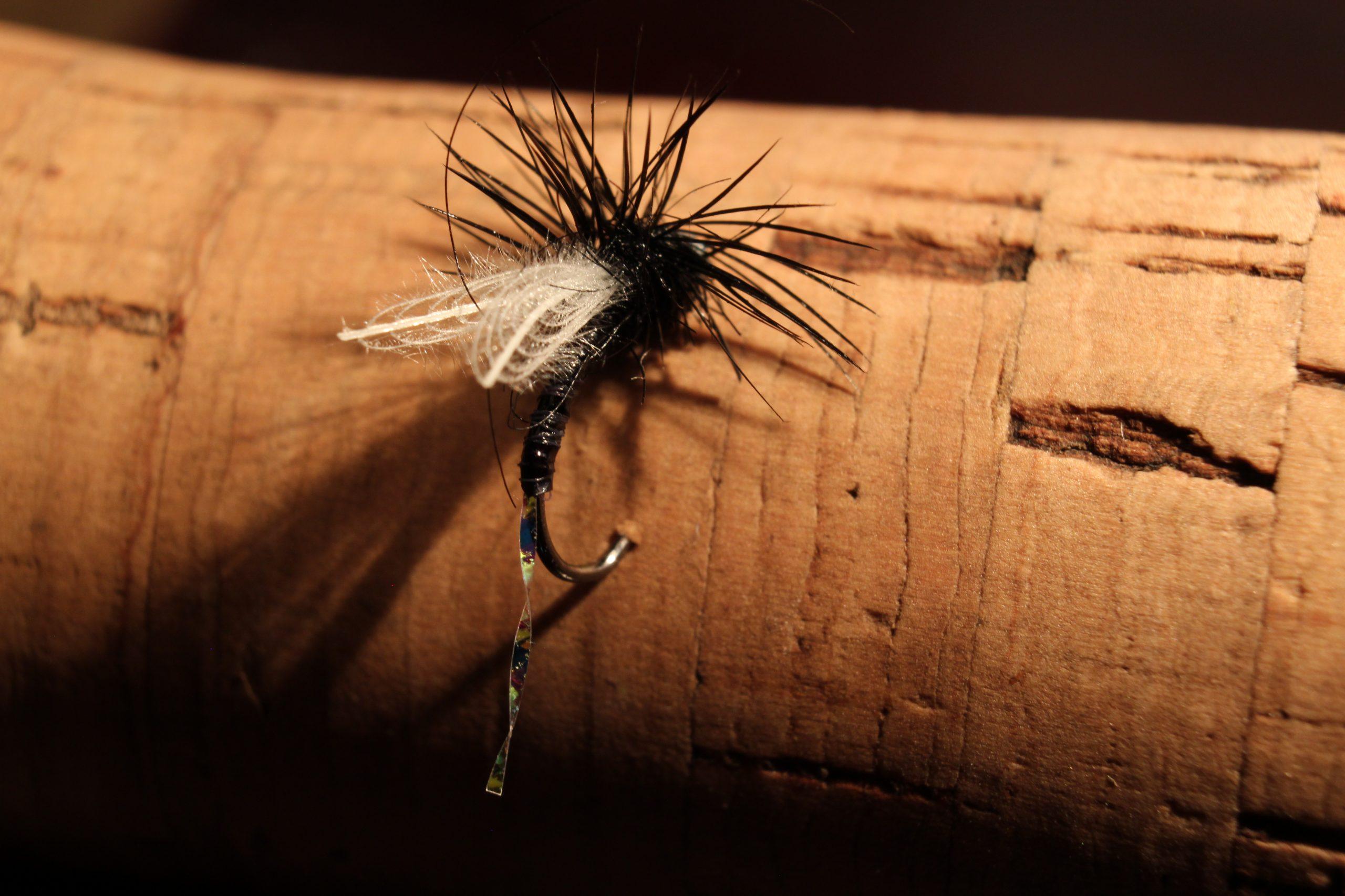 Crippled Midge Emerger myggklekker imitasjon