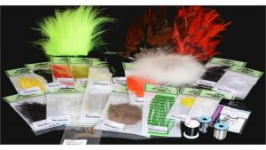 A. Jensen Fly Tying Kit – Universal